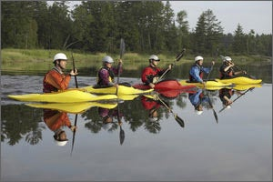 Canoe and Kayak Tours