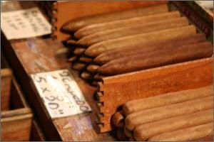 Cigar Sales