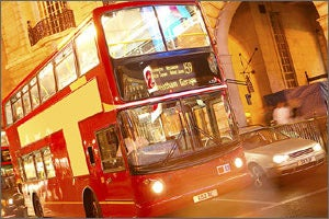Double-Decker Bus Tours