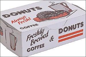 Doughnut Shop and Bulk Sales
