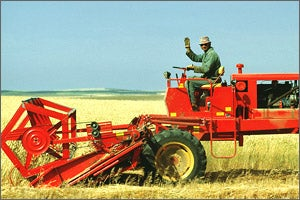 Farm Equipment Broker