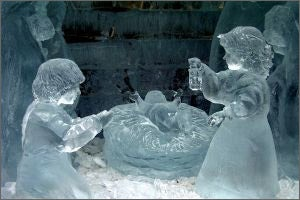 Ice Sculpture Classes