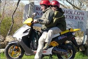Moped Rentals
