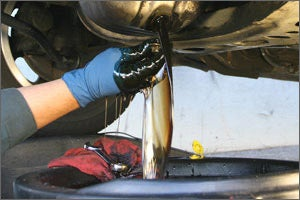 Mobile Oil-Change Service