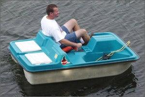 Pedal Boat Rentals