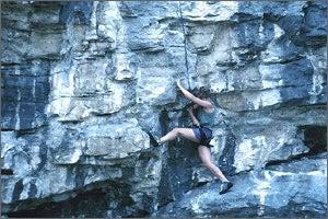 Mobile Rock Climbing