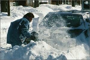 Snow and Ice Removal Service