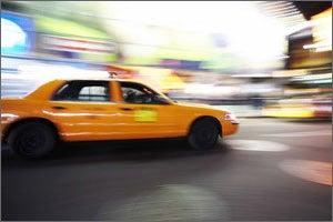 Taxi Cab Publication
