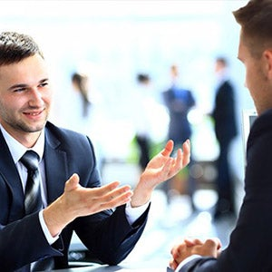 To Ace a Job Interview, Master This Type of Pitch