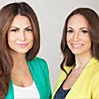 Courtney Spritzer and Stephanie Abrams Cartin