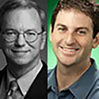 Eric Schmidt and Jared Cohen