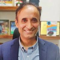 Dr Rajeev Saraf