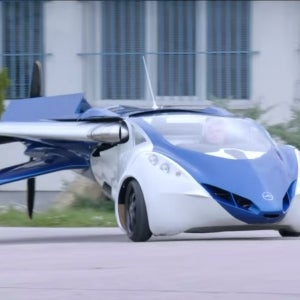 At SXSW: The Flying Car Could Come as Early as 2017