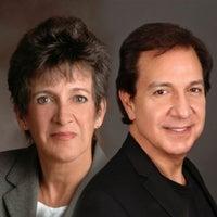 Rob Bogosian and Christine Casper