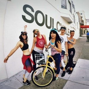 Target Teams With SoulCycle for Wellness Push