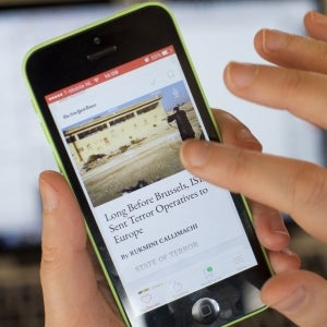 Will Apple News Change the News Apps Market?