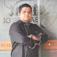 Chef Ashish Massey