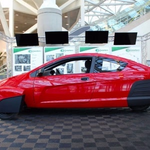 How Elio Motors Went From Startup to Publicly Traded Company in Months