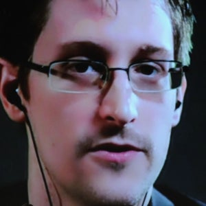 Snowden Is Not Worried About a Trump Presidency
