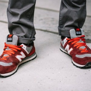 New Balance Suffers a Brand Mangling 'Whitewashing'