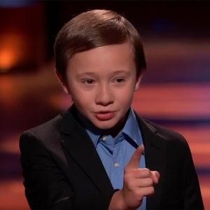 This 10-Year-Old Kidpreneur Swam on TV's 'Shark Tank'
