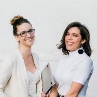 Andrea Holland and Sarah Elder