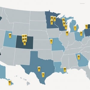 Where Does Your State Rank on This Craft Beer Lovers Map? (Infographic)