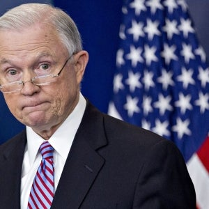 Most People in Attorney General Jeff Sessions's Home State Want to Legalize Marijuana
