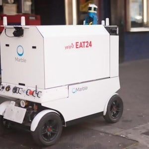 Yelp Tests Robot Food Deliveries