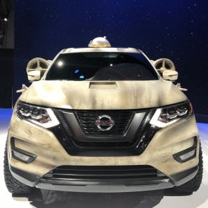 16 Interesting Things We Saw at the New York International Auto Show