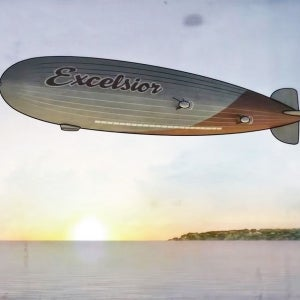Google Co-Founder Sergey Brin Has a 'Secret Airship'