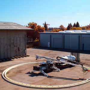 Watch a 3D Printer Make an Entire Building