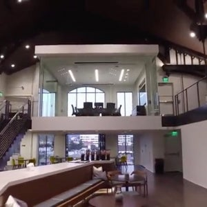 Go Inside the Massive Offices of Real Estate Firm CBRE