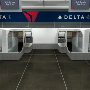 Delta Uses Facial Recognition to Launch Self-Serve Bag Drop Off