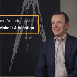 Find An Industry and Make It a Vocation