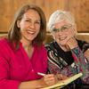 Kathy Kolbe and Amy Bruske