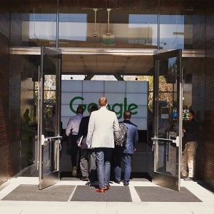 EU Fines Google $2.7 Billion for 'Abusing Dominance'