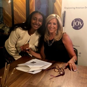 Inventor, Entrepreneur and Inspiration for the Movie 'Joy' Joy Mangano Shares How to Be Successful