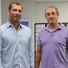 Chris Haddon and Jason Balin
