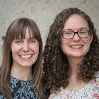 Christina Congleton & Katie Heikkinen