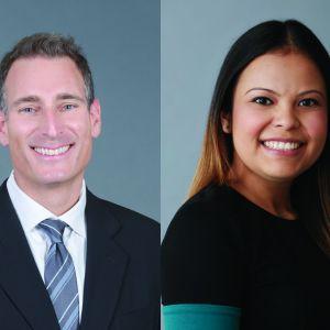 Michael Boshnaick and Melissa Vasquez - Author Biography