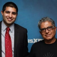 Deepak Chopra and Kabir Sehgal