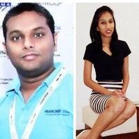 Sanchita Dash & Sandeep Soni