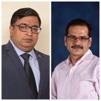 Sanjay Padode & Dr Nitin Balwani