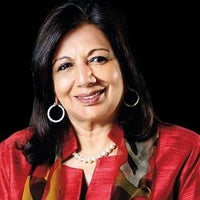 kiran mazumdar shaw biography