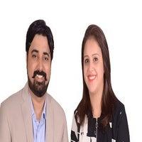 Lokesh Sabharwal & Ankita Sabharwal