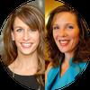 Danielle Harlan and Anne Loehr