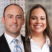 Dean Rocco and Tiffany Gruenberg