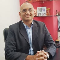 Jaydev V. Sanghavi