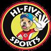 Hi-Five Sports Franchising Logo